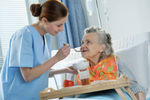 Nursing Home Neglect Sudden Weight Loss From Failing to Assist With Eating, Malnutrition