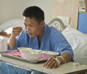 Neglect of Health Care Nutrition