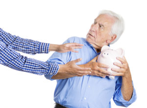 Theft of Resident Funds at Senior Care Woodbury