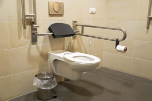 Nursing Home Resident Fractures Due to Falls in Bathroom